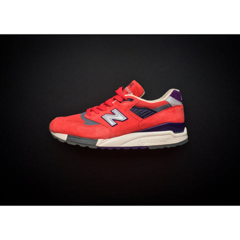 "NEW BALANCE 998 FOR J. CREW ""INFERNO"" - ATLAS"