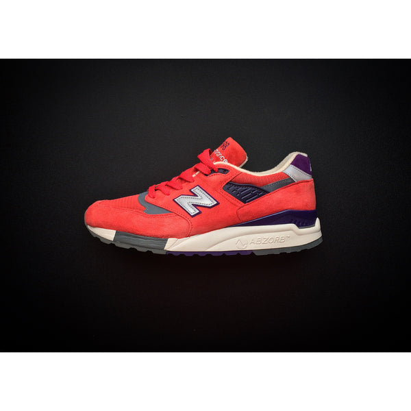"NEW BALANCE 998 FOR J. CREW ""INFERNO"" (2014) - ATLES"