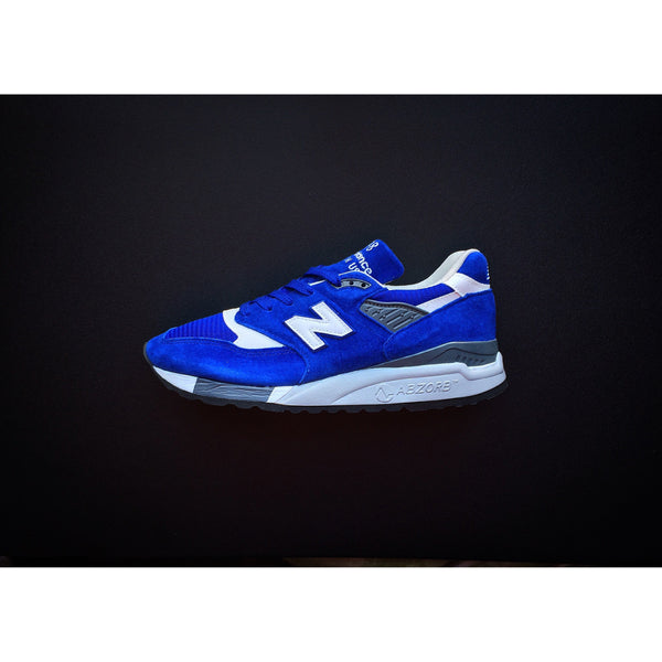 "NEW BALANCE 998 ABZORB ""ROYAL BLUE"" (2017) - ATLES"