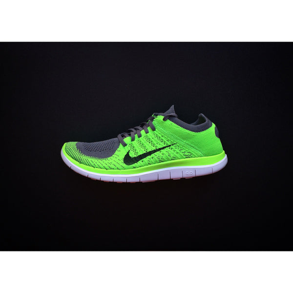"NIKE FREE FLYKNIT 4.0 ""ELECTRIC GREEN"" - ATLES"