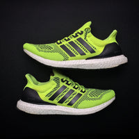 "ADIDAS ULTRA BOOST 1.0 ""SOLAR YELLOW VOLT"" - ATLES"