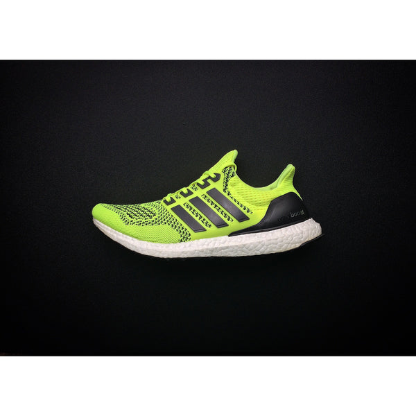 "ADIDAS ULTRA BOOST 1.0 ""SOLAR YELLOW VOLT"" - ATLAS"