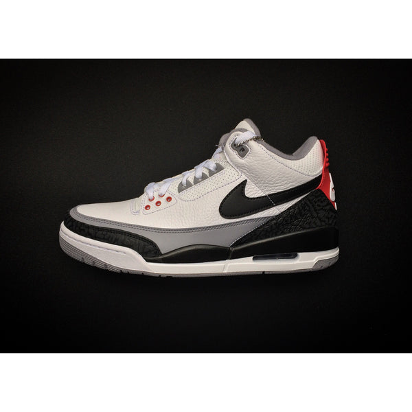 "NIKE AIR JORDAN 3 RETRO ""TINKER"" - ATLAS"
