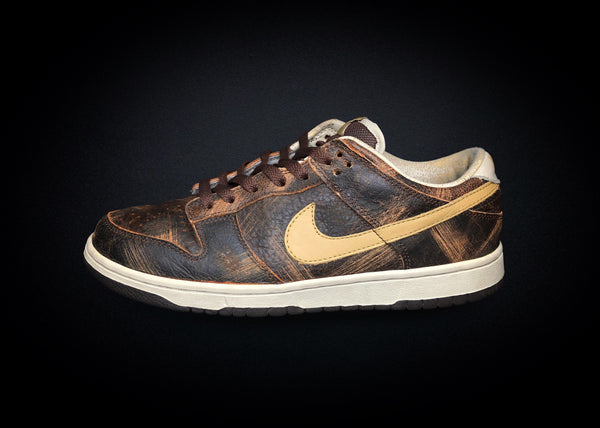 "NIKE DUNK LOW PREMIUM ""GRUNGE"" (2003) - ATLAS"