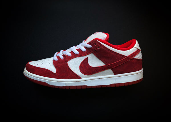 "NIKE DUNK LOW PREMIUM SB ""VALENTINE'S DAY"" (2014) - ATLAS"