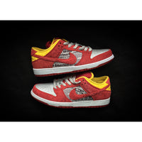 "NIKE DUNK LOW PREMIUM SB QS ""CRAWFISH"" (2014) - ATLAS"