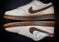 "NIKE DUNK LOW PREMIUM ""BROWN HEMP"" (2005) - ATLAS"