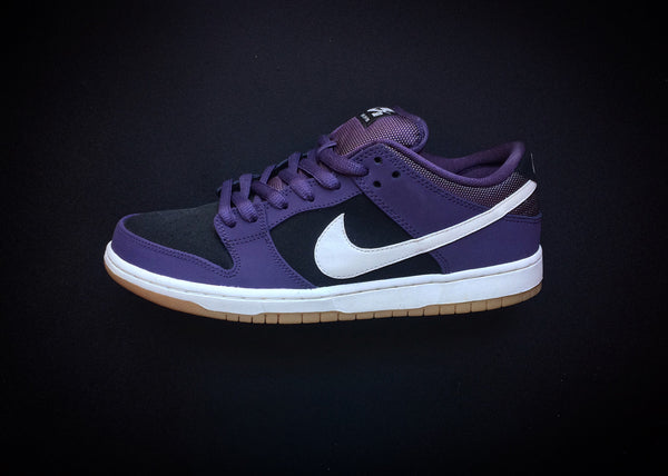 "NIKE DUNK LOW PRO SB ""DARK RAISIN"" (2014) - ATLAS"