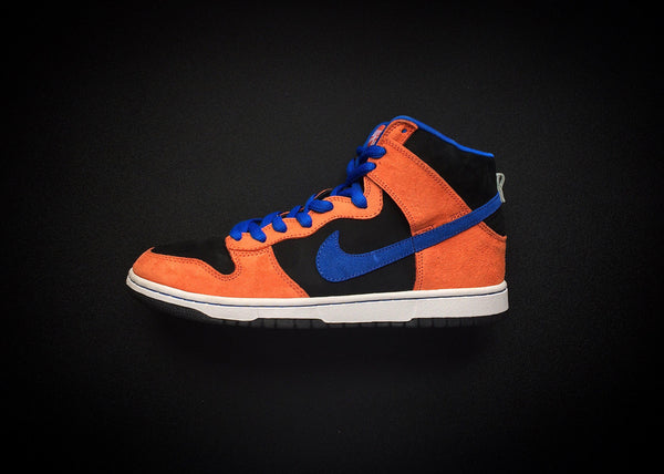 "NIKE DUNK HIGH PREMIUM SB ""NEW YORK KNICKS - METS"" (2009) - ATLAS"