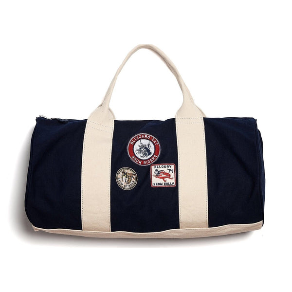 GAP x GQ x MICHAEL BASTIAN TRAVEL DUFFEL BAG - ATLES
