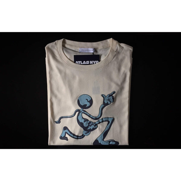 "J.W. ANDERSON ""MERCURY MAN"" T-SHIRT - ATLAS"