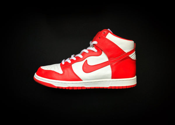 "NIKE DUNK HIGH ID BE TRUE ""ST. JOHNS"" (2013) - ATLAS"