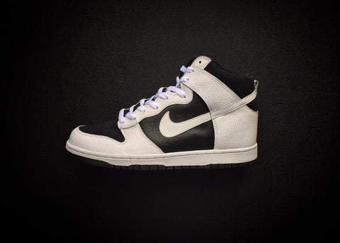 "NIKE DUNK HIGH ""STORMTROOPER"" (2011) BE TRUE TO YOUR STREET"
