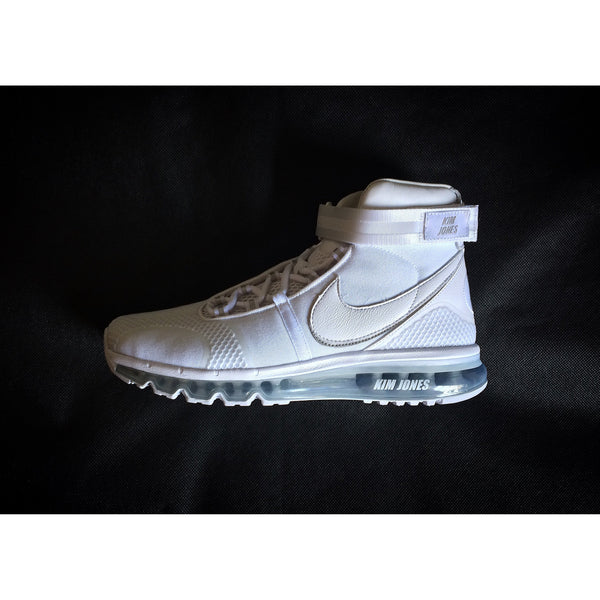 "NIKE AIR MAX 360 HIGH x KIM JONES ""PURE PLATINUM"" - ATLAS"