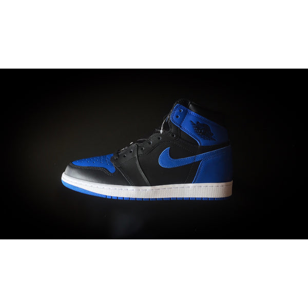 "NIKE AIR JORDAN 1 RETRO HIGH OG ""ROYAL"" - ATLES"