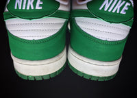 "NIKE DUNK LOW CL ""PINE GREEN - WHITE"" (2005) - ATLAS"
