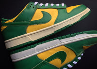 "NIKE DUNK LOW ""BRAZIL"" (2001) - ATLAS"