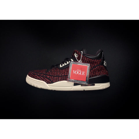 "NIKE AIR JORDAN 3 RETRO SE AWOK ""RED TWEED"" - ATLAS"