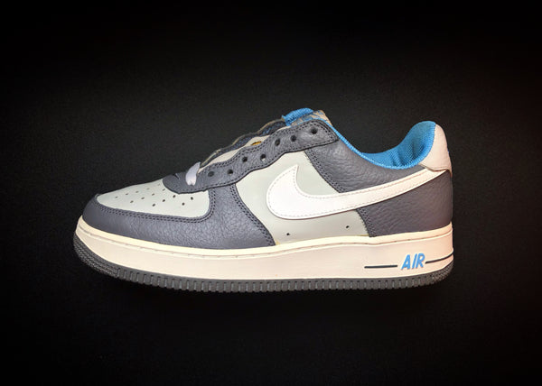 "NIKE AIR FORCE 1 LOW EURO ""NEUTRAL GREY"" [2004]"