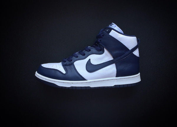 "NIKE DUNK HIGH RETRO QS ""VILLANOVA"" (2016) BE TRUE TO YOUR SCHOOL"