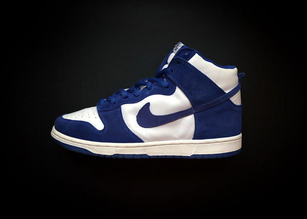 "NIKE DUNK HIGH PRO SB ""KENTUCKY"" (2005) - ATLAS"