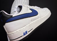 "NIKE AIR FORCE 1 LOW LE ""SPORT ROYAL - BLACK"" (2004) - ATLAS"