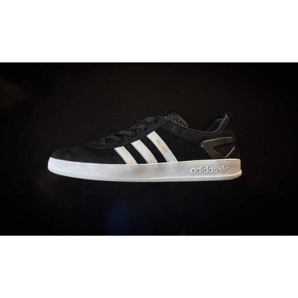 "ADIDAS PALACE PRO ""CORE BLACK SUEDE"" - ATLES"