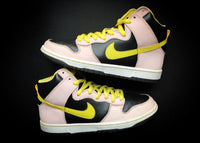"NIKE DUNK HIGH PREMIUM SB ""MISS PIGGY"" (2009) - ATLAS"