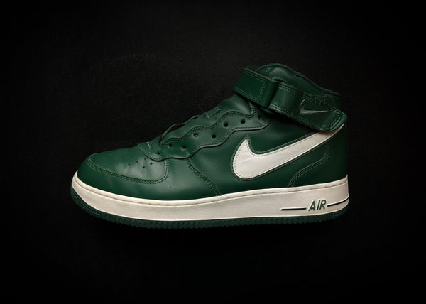 "NIKE AIR FORCE 1 MID LE ""FOREST GREEN"" (2003)"