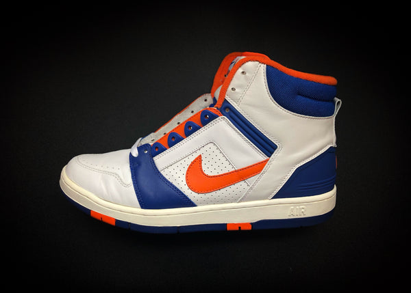 "NIKE AIR FORCE 2 HIGH ""KNICKS"" (2003)"