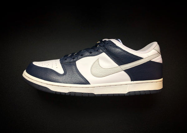 "NIKE DUNK LOW ""OBSIDIAN - GREY"" [2011]"