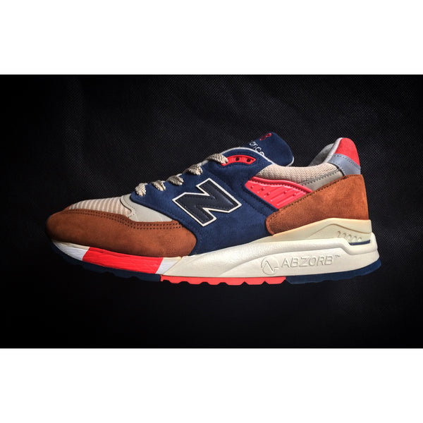"NEW BALANCE 998 FOR J. CREW ""HILLTOP BLUE"" - ATLES"