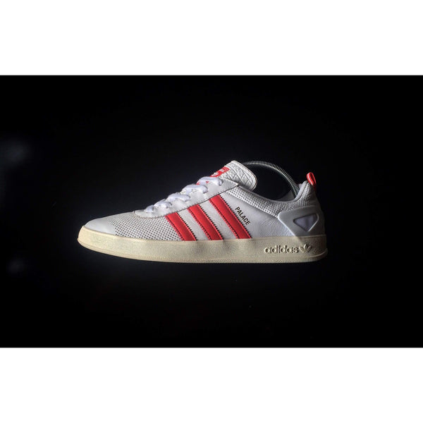 "ADIDAS PALACE PRO ""WHITE/RED"" - ATLES"