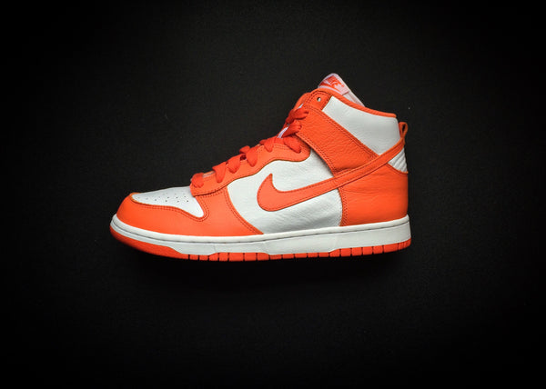 "NIKE DUNK HIGH RETRO QS ""SYRACUSE"" (2016) BE TRUE TO YOUR SCHOOL"