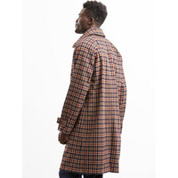GAP x GQ x UNITED ARROWS WOOL HOUNDSTOOTH COAT - ATLAS