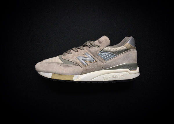 "NEW BALANCE 998 CONNOISSEUR ""GUITAR"" (2015)"
