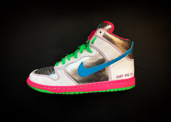 "NIKE DUNK HIGH ID WMNS ""JUST DO IT"" (2011) - ATLAS"