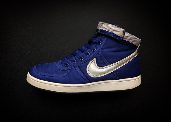 "NIKE VANDAL HIGH SUPREME ""ROYAL"" (2002)"