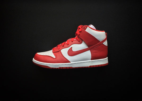 "NIKE DUNK HIGH RETRO QS ""ST JOHNS"" (2016) BE TRUE TO YOUR SCHOOL - ATLAS"