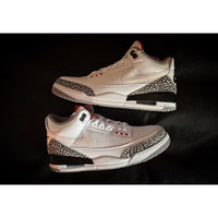 "NIKE AIR JORDAN 3 RETRO JTH NRG ""FIRE RED"" - ATLAS"