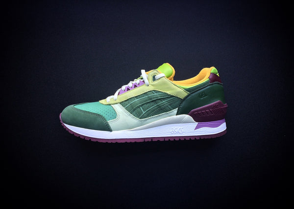 "ASICS GEL RESPECTOR x 24 KILATES ""VIRGIN EXTRA"" (2016) - ATLAS"