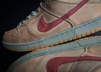 "NIKE DUNK LOW PRO SB ""DISTRESSED GRITS"" (2004) - ATLES"