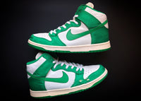 "NIKE DUNK HIGH ""LUCKY GREEN"" (2012) - ATLAS"