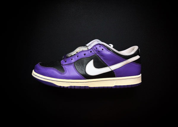 "NIKE DUNK LOW ""VARSITY PURPLE"" (2005) - ATLAS"