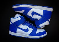 "NIKE DUNK HIGH RETRO QS ""KENTUCKY"" (2016) BE TRUE TO YOUR SCHOOL - ATLAS"