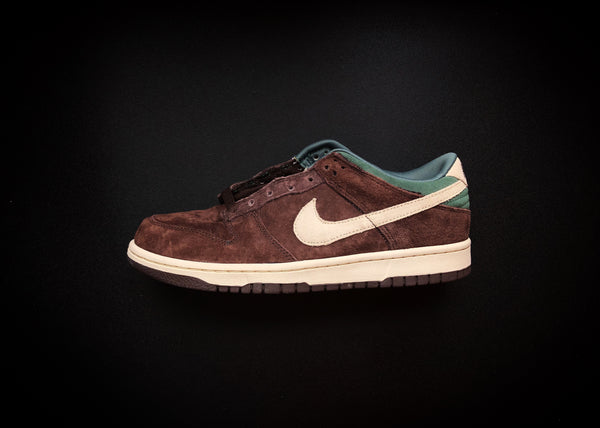 "NIKE DUNK LOW 6.0 NKE ""CINDER"" (2007) - ATLAS"
