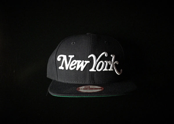 "PUBLIC SCHOOL NYC PSNY ""NEW YORK"" SNAPBACK - ATLAS"