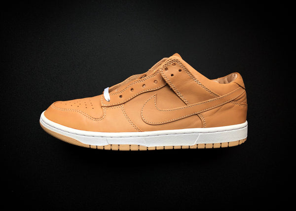 "NIKELAB DUNK LOW LUX ""VANCHETTA TAN"" (2017)"