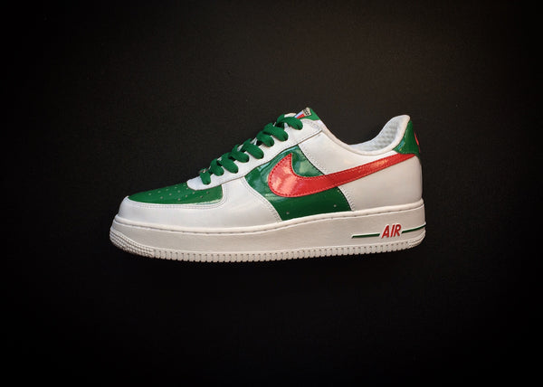 "NIKE AIR FORCE 1 LOW PREMIUM ""WORLD CUP - MEXICO"" (2006)"
