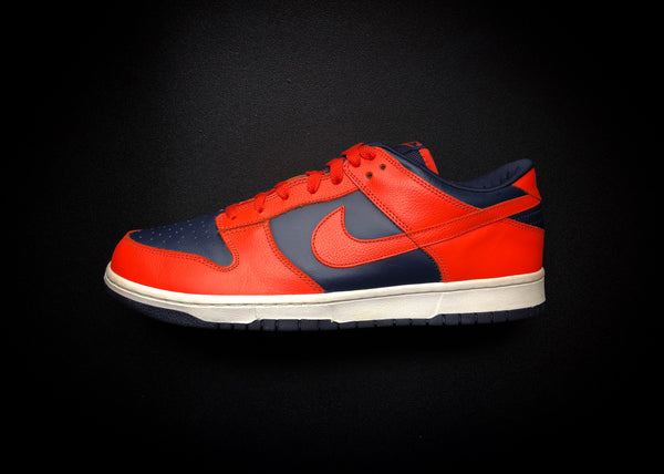 "NIKE DUNK LOW ""SYRACUSE"" (2004) - ATLAS"
